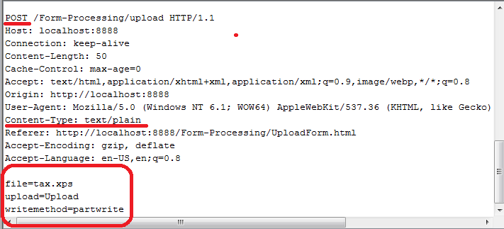 how to write text file using servlet